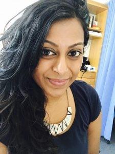 Tiến sĩ Preethi Daniel