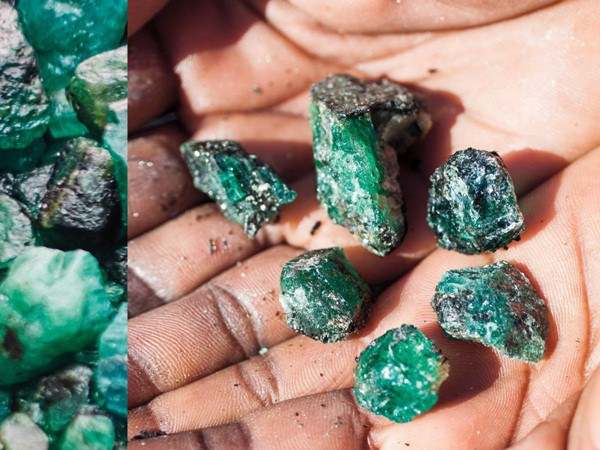 Ngọc lục bảo Zambia đắt giá hơn cả kim cương