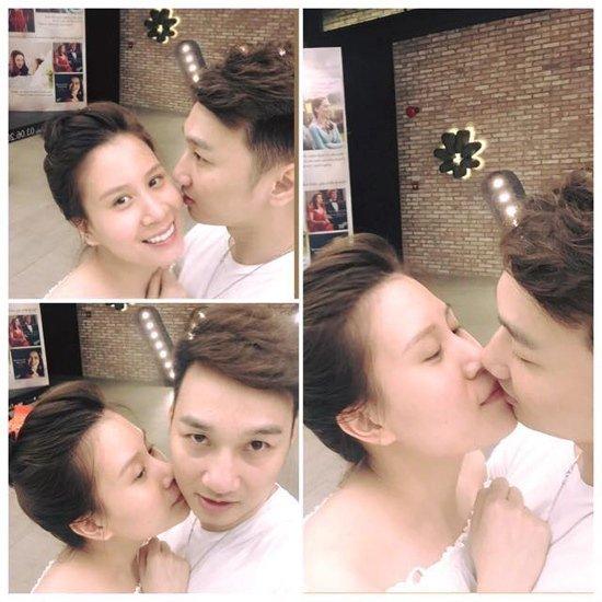 Ngày 13/7/2016, cặp đôi đã kỷ niệm 3 năm yêu nhau. Thành Trung đã dành cả ngày để đưa bạn gái đi chơi, chụp ảnh tại những nơi cặp đôi từng hò hẹn.