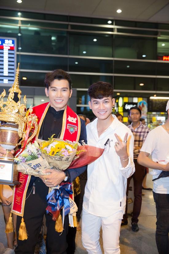 Ali Hoàng Dương, Quán quân The Voice.