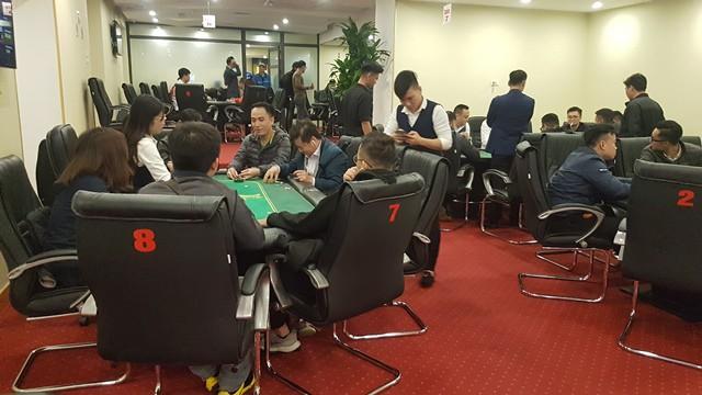 Những giải đấu với hình thức thu phí - lãnh thưởng diễn ra nhộn nhịp.