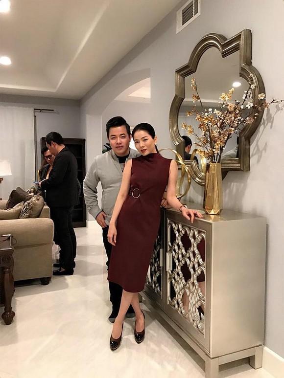 Quang Lê hé lộ không gian nhà mới của vợ chồng Lệ Quyên ở Mỹ