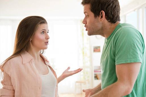 Hay cằn nhằn khiến các ông chồng chỉ muốn li dị vợ. Ảnh minh họa.