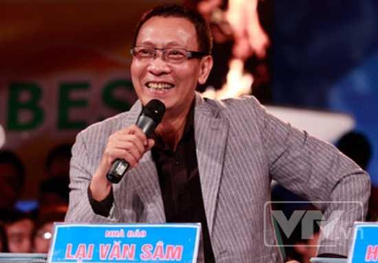 Tính đến thời điểm hiện tại, nhà báo Lại Văn Sâm đã gắn bó với VTV tròn 30 năm