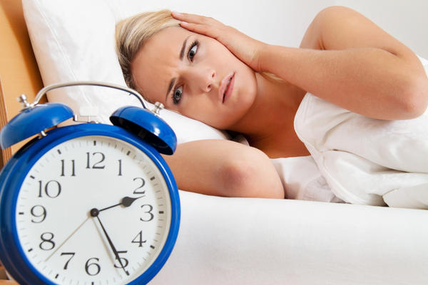Nếu như bị mất ngủ, sức khỏe của chúng ta sẽ suy kém.