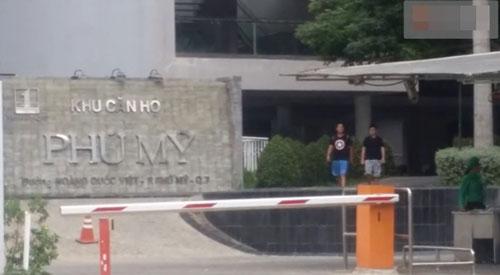 Sơn Tùng M-TP sống tại khu căn hộ cao cấp Phú Mỹ