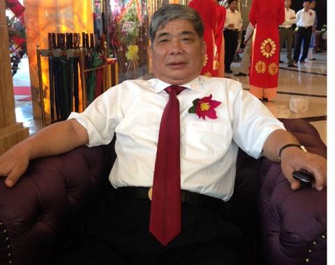 Đại gia Lê Thanh Thản được coi là một ca lạ trong giới doanh nhân