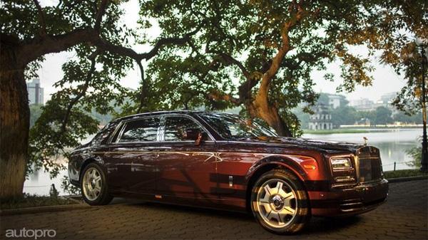 Chiếc siêu xe được đồn thổi là của đại gia điếu cày Lê Thanh Thản. Ảnh: autopro.