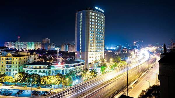 Khách sạn Mường Thanh, Hà Nội.