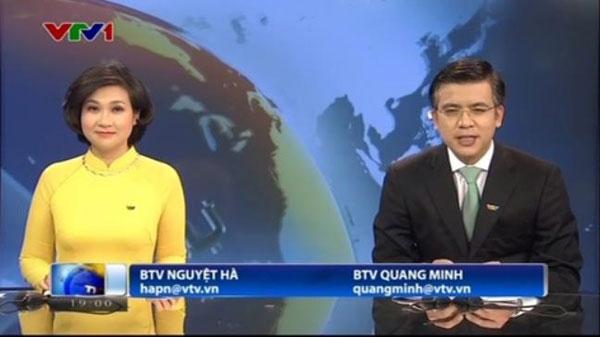 Không là một ngôi sao trong làng giải trí nhưng BTV Quang Minh vẫn khiến người hâm mộ yêu quý bởi lối dẫn chuyên nghiệp. Anh được khán giả nhớ nhất với vai trò BTV Bản tin Thời sự 19h.