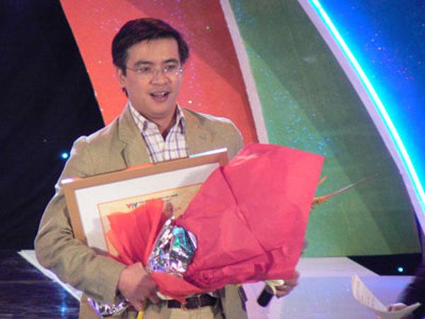 Năm 2008 anh nhận được giải Người dẫn chương trình truyền hình được yêu thích nhất và giải thưởng Người dẫn chương trình Thời sự, chính luận được bạn đọc Tạp chí truyền hình yêu thích.