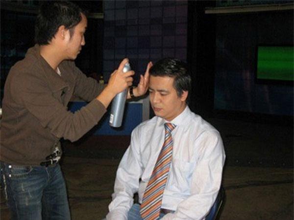 Về đời tư, BTV Quang Minh là một người rất kín tiếng.