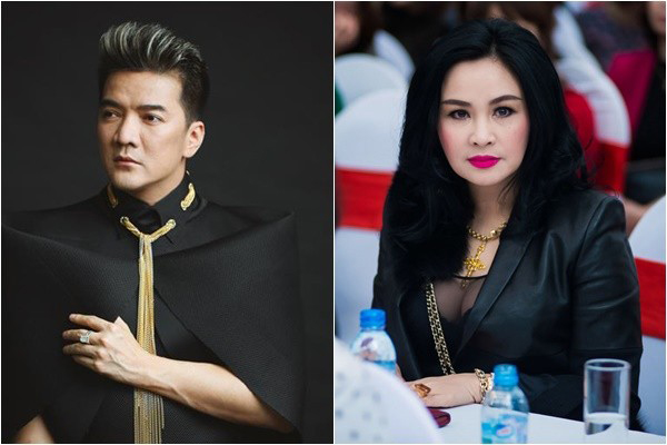 Đàm Vĩnh Hưng đã từng lên tiếng cạch mặt vì phát ngôn của Thanh Lam.