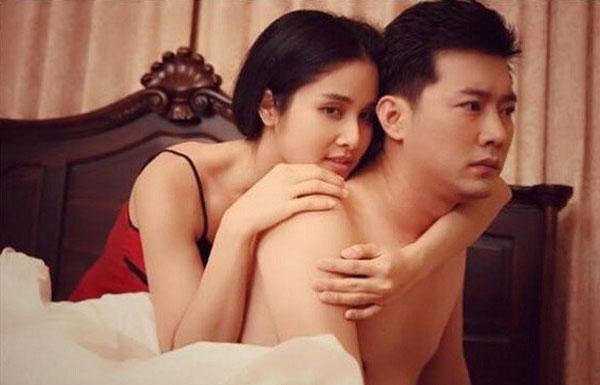 Thảo Trang trong phim Biệt thự Pensee.