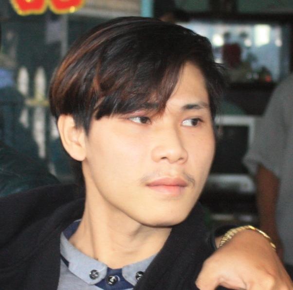 Nghi can Trần Miện Ngọc.