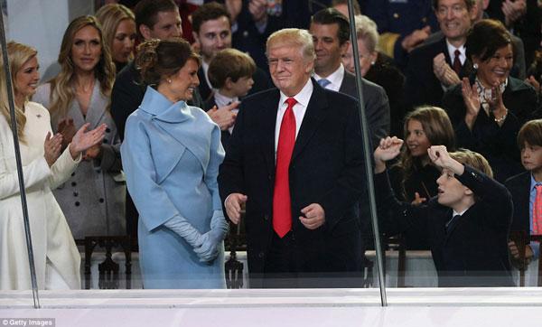 Họ chính là niềm động viên lớn cho ông để ông có thể vượt qua được những thách thức để trở thành ông chủ nước Mỹ.
