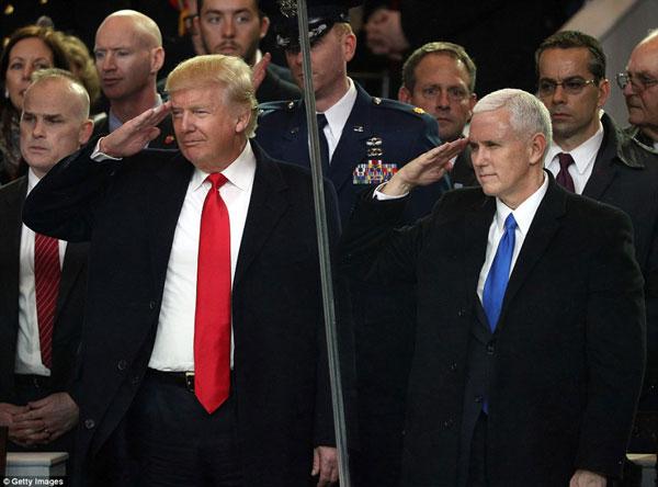 Đây chính là nội các mới của ông Donald Trump khi ông tại nhiệm ở Nhà Trắng.