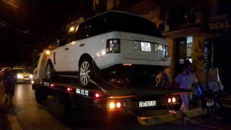 Đã xác định được danh tính tài xế Range Rover trong vụ va chạm khiến cháu bé tử vong