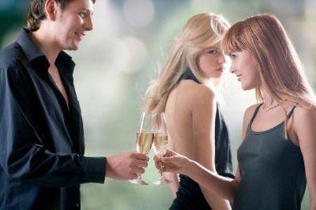 Cả thèm, chóng chán là bệnh khó chữa của đàn ông trong tình yêu. Ảnh minh họa