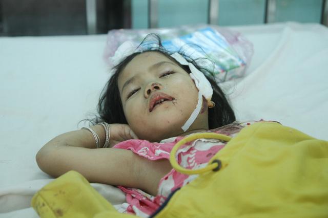 Bé gái 5 tuổi là nạn nhân nhỏ tuổi nhất trong vụ tai nạn giao thông nghiêm trọng ở Chư Sê, Gia Lai.