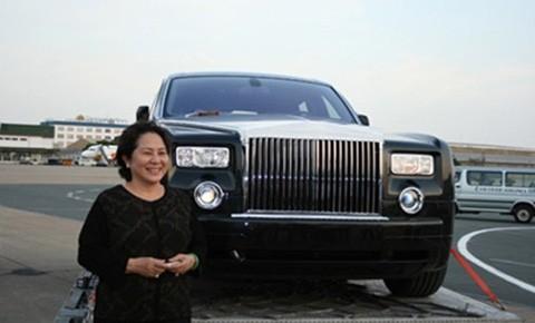 Chiếc Rolls-Royce của đại gia Bạch Diệp nắm giữ kỷ lục xe đắt nhất Việt Nam trong một thời gian dài.