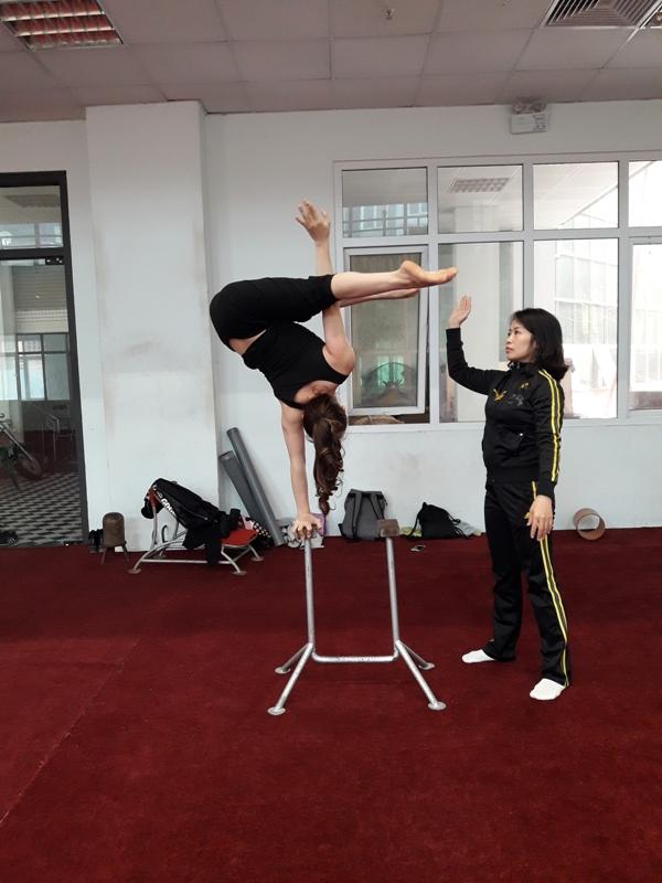 Với 9 năm học tập tại Liên bang Nga, chị Hương từng đào tạo nên nhiều thế hệ học trò đạt thành tích cao ở các kỳ liên hoan quốc tế và trong nước