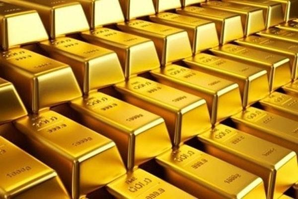 giá vàng vọt tăng dữ dội