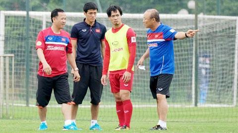 HLV Park Hang Seo tiết lộ thực đơn nâng thể lực U23 Việt Nam