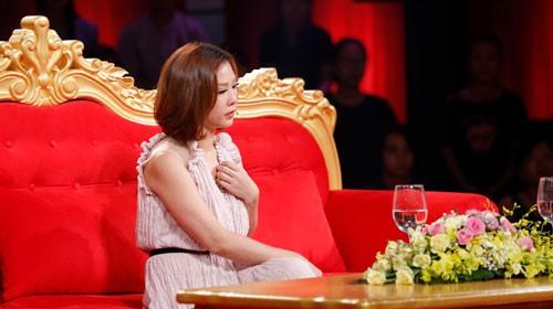 Hoa hậu Thu Hoài tiết lộ con trai không thích phụ nữ