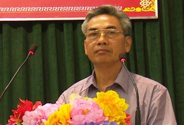 Ông Nguyễn Văn Hòa. Ảnh: Trang thông tin điện tử huyện Thanh Thủy, Phú Thọ.