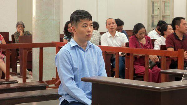 Bị cáo Trịnh Anh Minh