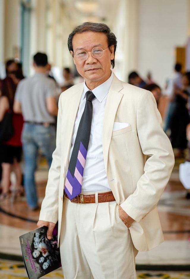 NSƯT Nguyễn Hải ngoài đời là một người khác hẳn với trên phim.