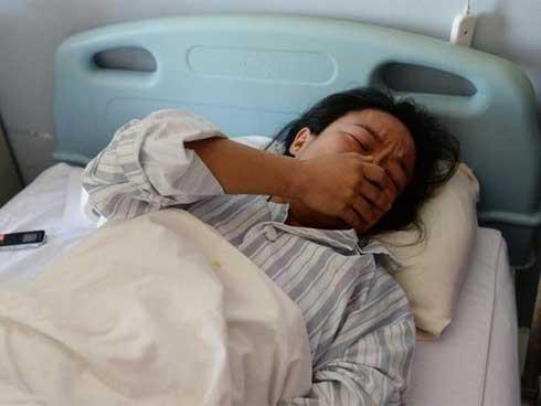 Tiểu Mẫn không ngờ mình bị ung thư đại tràng.