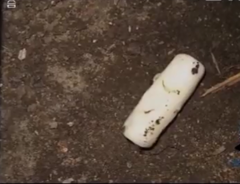 Chiếc kẹo sữa bị tẩm thuốc chuột.