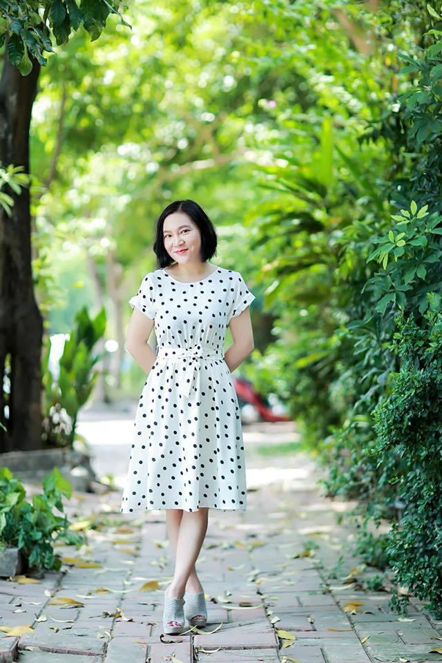 Tác giả kịch bản Kim Ngân từng được biết đến với chương trình Người xây tổ ấm.