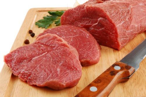 Thịt bò kết hợp cần tây, gừng... thêm bổ dưỡng.