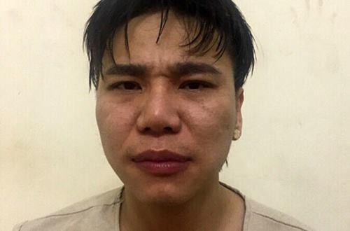 Bị can Nguyễn Việt Cường. Ảnh: H.V.