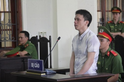 Nguyễn Văn Hải nhận án tử cho hành vi xách ma túy của mình.