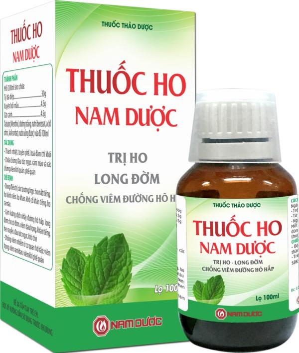 Luôn có sẵn thuốc ho Nam Dược trong tủ thuốc gia đình để bảo vệ sức khỏe cả nhà trong mùa lạnh