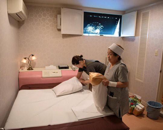 Dịch vụ dọn phòng rất cẩn thận, chu đáo và lịch sự