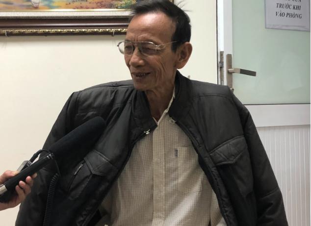 Ông Toản sống khoẻ sau 5 năm phát hiện, điều trị ung thư đại trực tràng tại BVĐK tỉnh Bắc Ninh - một bệnh viện vệ tinh của Bệnh viện K