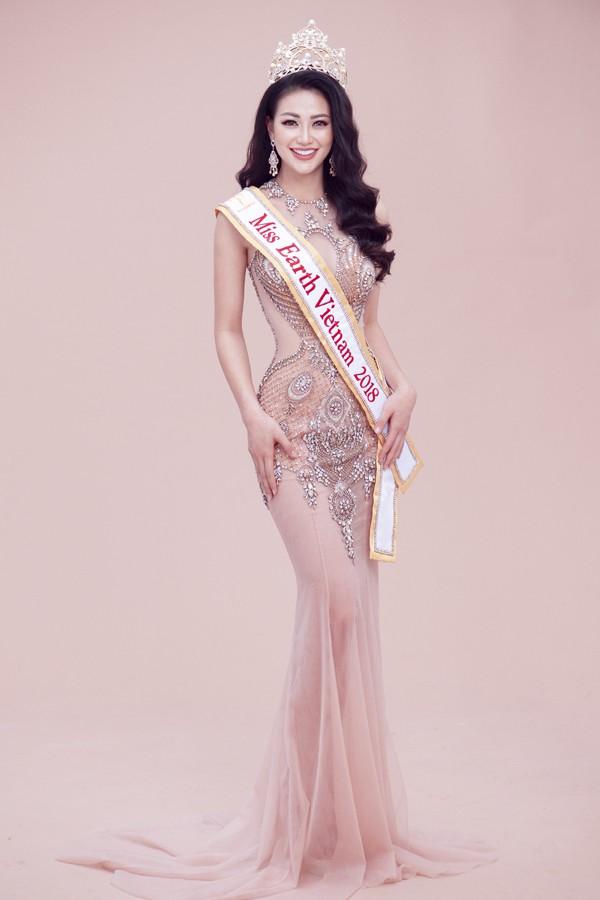 Ngày đẹp được xem là ứng viên sáng giá cho vương miện Miss Earth 2018.