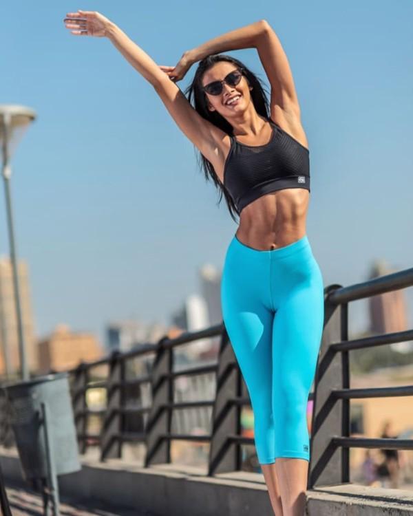Ngoài niềm đam mê làm bếp và MC, Sosa còn chăm chỉ tập thể dục thể thao để cơ thể luôn khỏe mạnh săn chắc.