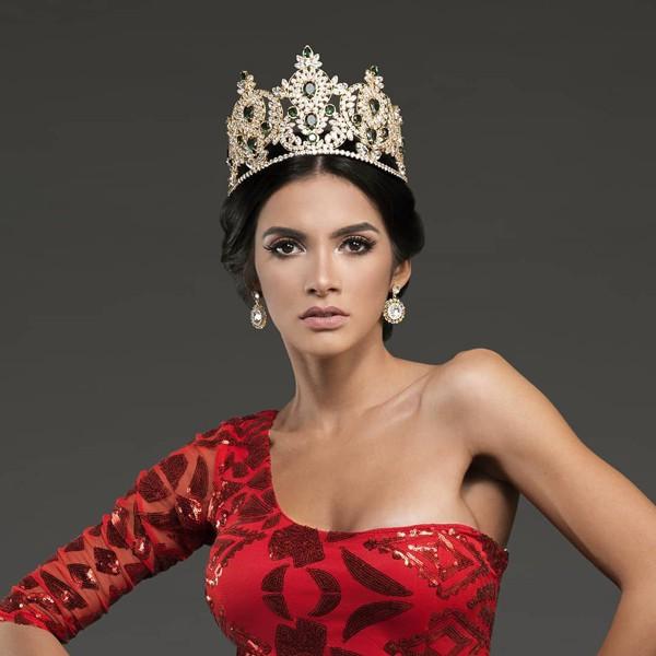 Nhan sắc mặn mà của Tân Miss Grand 2018.