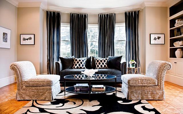 Giá trị thẩm mỹ mà những bộ rèm cửa mang lại cho căn phòng được các gia đình để ý hơn rất nhiều so với trước đây.