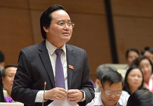 Bộ trưởng Phùng Xuân Nhạ tiếp tục được chất vấn về dự thảo thông tư có nội dung hoạt động mại dâm lần thứ 4.