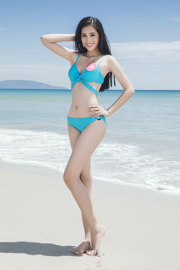 Sau khi đăng quang, Trần Tiểu Vy được BTC sắp xếp tham gia Hoa hậu Thế giới vào ngày 8/12 tại Trung Quốc. Trần Tiểu Vy đánh giá cao bởi lợi thể hình thể lẫn gương mặt. Người đẹp có số đo 3 vòng 84-63-90. Hoa hậu cũng có nụ cười tươi gây thiện cảm. Dù vậy, tiếng Anh là một bất lợi với Tiểu Vy.