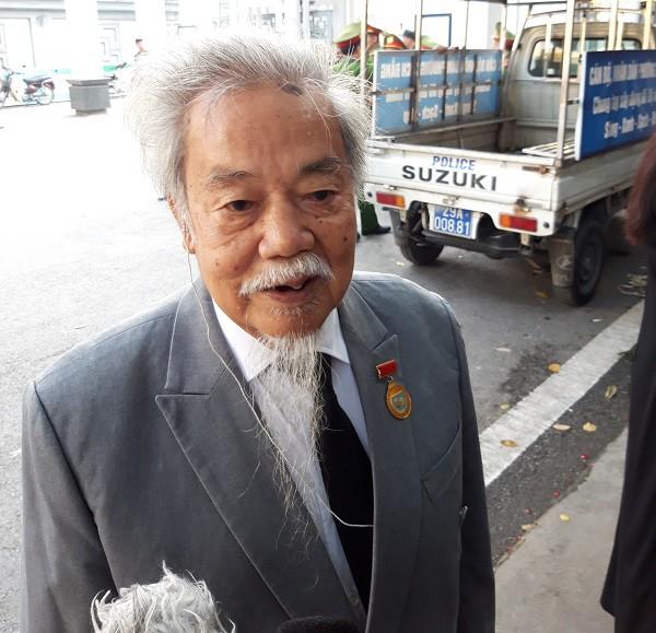 Cụ Nguyễn Đình Cần xúc động kể về những lần gặp nguyên Tổng Bí thư Đỗ Mười.