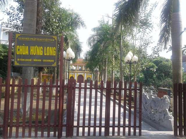 Đây là ngôi chùa được khởi dựng từ năm 1011 do chính vua Lý Thái Tổ ban chiếu và cấp tiền xây dựng.