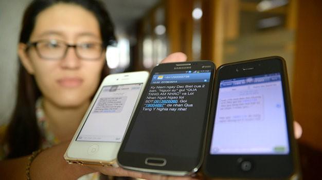 Sau tin nhắn rác, cuộc gọi rác đang là làn sóng tiếp theo quấy rối người dùng di động.